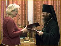 Томская епархия подписала договор о сотрудничестве с Департаментом образования администрации г.Томска