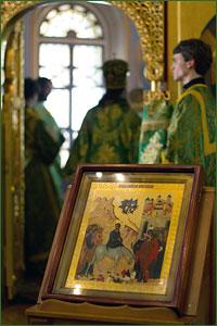 Православная Церковь празднует Вход Господень во Иерусалим