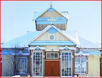 Открылся сайт Прихода храма Спаса Нерукотворного с. Каргасок
