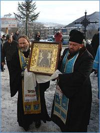 5 мая в Томск прибудет чудотворный образ Божией Матери«Умягчение злых сердец»