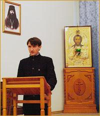 В стенах Томской духовной семинарии прошла ежегодная студенческая конференция