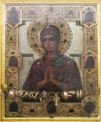 История иконы Божией Матери «Умягчение злых сердец»