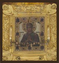 Чудотворная мироточивая икона Пресвятой Богородицы «Умягчение злых сердец» посетила места лишения свободы