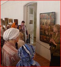 Прихожане Свято-Покровского храма г.Асино совершили паломническую поездку к мироточивой чудотворной иконе Божией Матери, именуемой «Умягчение злых сердец»