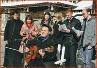 Православный молодежный клуб при Томской духовной семинарии отметил свое пятилетие