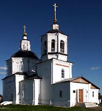 Престольный праздник в селе Спасском