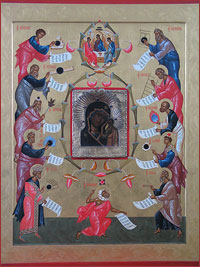 Престольный праздник Томского Богородице-Алексиевского монастыря