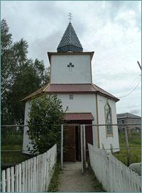 Праздник в честь Казанской иконы Божией Матери в с. Чердаты