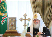 Архиепископ Томский и Асиновский Ростислав принял участие в заседании Священного Синода Русской Православной Церкви