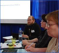 Представители Томской духовной семинарии приняли участие в праздновании 10-летнего юбилея Православной общины глухих и слабослышащих в городе Екатеринбурге