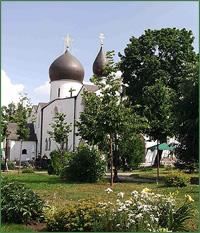 Представители Томской епархии приняли участие в первом Общецерковном съезде руководителей епархиальных отделов социальной направленности 7-9 июля 2011г.
