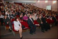 Cостоялась конференция учителей среднеобразовательных школ Томского района