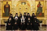 Предстоятель Русской Церкви совершил великое освящение Свято-Троицкого собора в Магадане