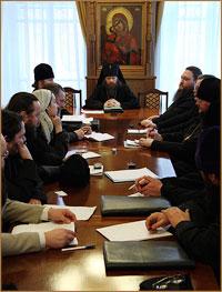 На сайте Томской епархии заработал специальный раздел, посвященный курсу «Основы православной культуры»