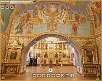 Томская епархия разработала интерактивную экскурсию по Богоявленскому кафедральному собору г. Томска